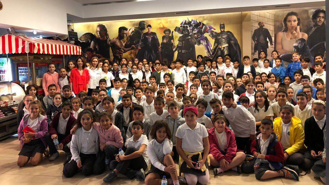 23 Nisan Haftası'nda Dalin ile Tiyatroya Gitmeyen Çocuk Kalmasın 44